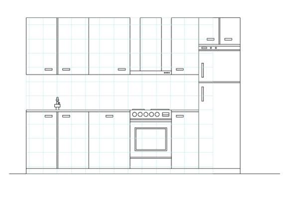 Paraschizzi della cucina: come realizzarlo - Guida per Casa