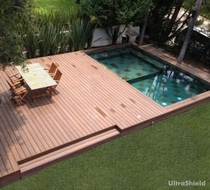 Profilo in legno composito UltraShield®