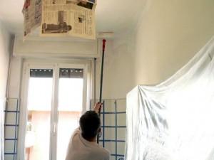 Tinteggiare casa