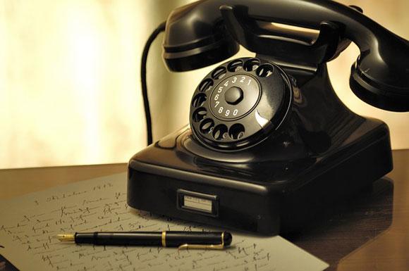 Disdetta del telefono