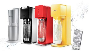 Gasatore Sodastream (photo credit: www.sodastream.it)
