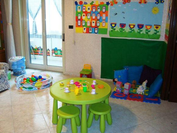 Asilo nido in casa (photo credit www.babycasatagesmutter.it)