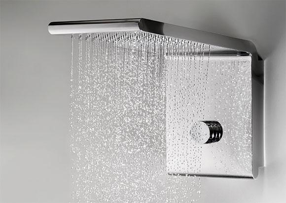 Soffione per la doccia Bossini