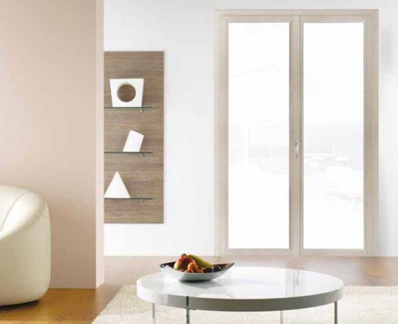 Profilo per finestre New Living di Rehau