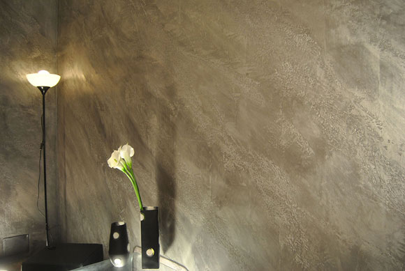 Pittura effetto pietra per le pareti interne - Guida per Casa