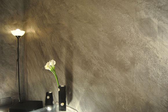 Awesome pittura effetto pietra photo credit with pitture - Tecnica di pittura per pareti interne ...