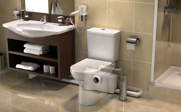 Bagno In Camera Senza Scarico : Spostare gli scarichi di bagno e cucina guida per casa