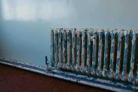 Impianto di riscaldamento esistente (photo credit pixabay.com)