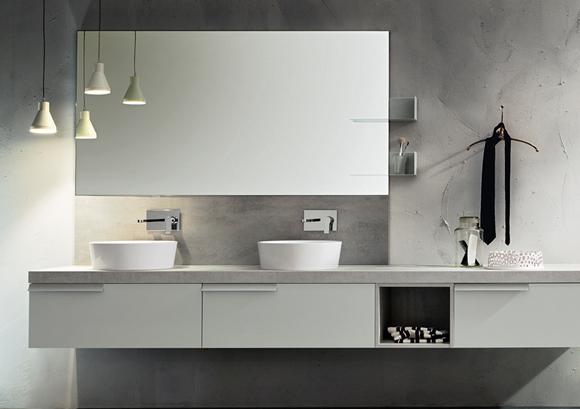 Mobile bagno con doppio lavabo: sì o no? - Guida per Casa