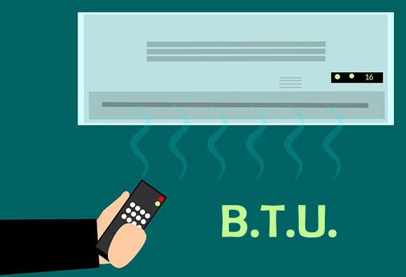 Come calcolare i BTU