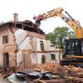 Demolizione casa (photo credit www.pixabay.com)
