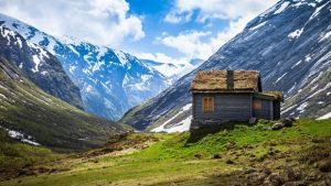 Rustico di montagna