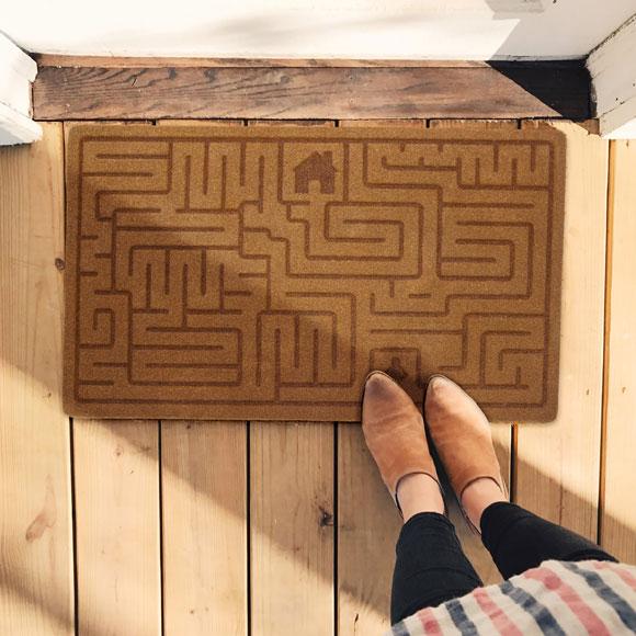 Accessori: zerbino Labirinto