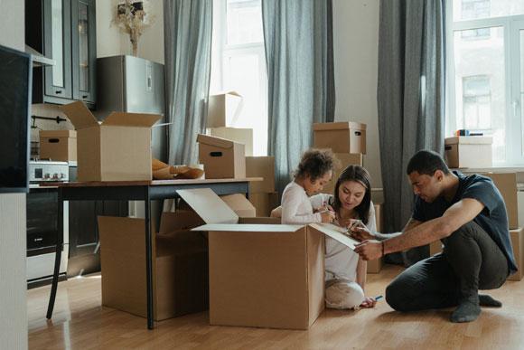 Cambiare casa con il trasloco