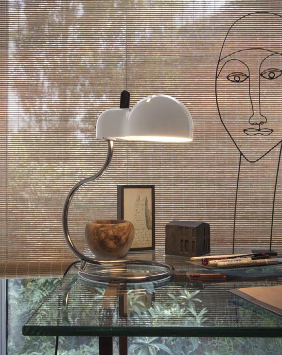 Minitopo, lampada per home working