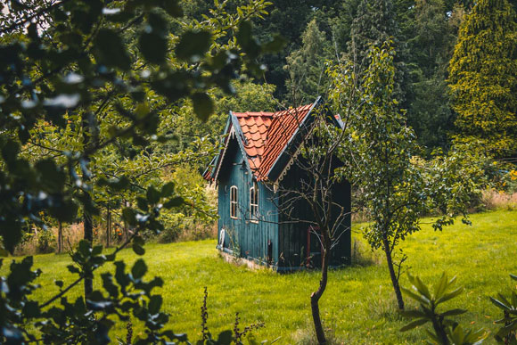 Mini casa (Foto: Arwin Basdew / Unsplash)